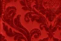 6038815 NEIMAN RED Chenille Fabric
