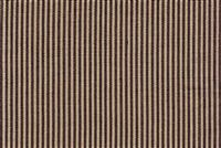 6045016 ESSEX BLACK/NATURAL Ticking Stripe Fabric