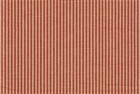 6045022 ESSEX CLARET Ticking Stripe Fabric