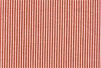 6045024 ESSEX BERRY/NATURAL Ticking Stripe Upholstery And Drapery Fabric