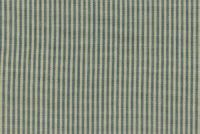 6045032 ESSEX CHINA BLUE Ticking Stripe Fabric