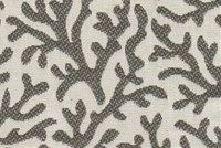 6100018 REEF STONE Tropical Jacquard Upholstery And Drapery Fabric