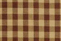Covington LINCOLNSHIRE 613 WALNUT Check Fabric