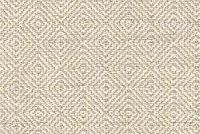 6120227 HANOVER D2990 LINEN Diamond Jacquard Upholstery And Drapery Fabric
