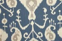 Magnolia Home Fashions JAVA YACHT Ikat Print Fabric