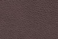6124111 MEEHAN CHOCOLATE Faux Leather Urethane Upholstery Fabric