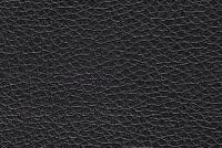 6124117 MEEHAN BLACK Faux Leather Urethane Upholstery Fabric