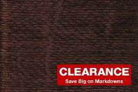 6125511 ABBY CHOCOLATE Solid Color Chenille Fabric