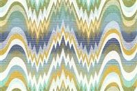 Portfolio Textiles ACID PALM SURF Contemporary Jacquard Fabric
