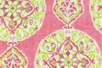 Dena Designs MIRAGE MEDALLION PETAL 900120 Linen Blend Fabric