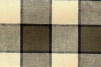 P/K Lifestyles HANOVER PLAID GRAPHITE 700235 Buffalo Check Upholstery And Drapery Fabric