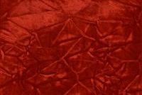 6137412 CLASSIC VELVET CRUSH RED Solid Color Velvet Fabric