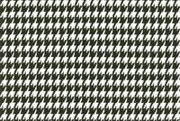 6137911 FIELDS BLACK Houndstooth Print Upholstery And Drapery Fabric