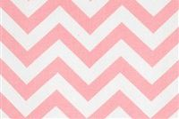 Premier Prints ZIG ZAG BABY PINK Contemporary Print Fabric