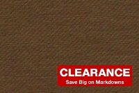 6149511 TRILOGY CHESTNUT Solid Color Twill Upholstery Fabric