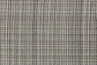 Bella-Dura GRASSCLOTH PEWTER Solid Color Indoor Outdoor Upholstery And Drapery Fabric