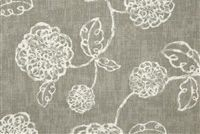 6178013 ASHLEY SLATE Floral Print Fabric