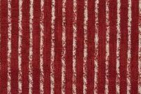 Magnolia Home Fashions SKYFALL CRIMSON Stripe Print Upholstery And Drapery Fabric