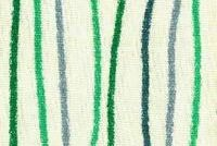 Magnolia Home Fashions STREAMERS OCEAN Stripe Print Fabric