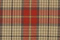 6178616 BRENNAN D3079 CARDINAL Plaid Upholstery And Drapery Fabric