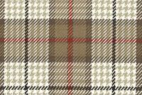 6178617 BRENNAN D3081 CAMEL Plaid Upholstery And Drapery Fabric
