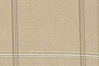 6178714 HEPBURN D3070 STRAW Check Upholstery And Drapery Fabric