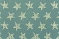 Covington SD-STARFISH 512 CAPRI BLUE Tropical Indoor Outdoor Upholstery Fabric