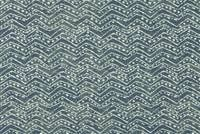 Covington SD-ZIGGY 526 BATIK BLUE Geometric Indoor Outdoor Upholstery Fabric