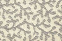 Covington SD-BARRIER REEF 91 SMOKE Tropical Indoor Outdoor Upholstery Fabric