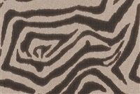 Lacefield Designs ZEBRA IKAT STEEL Print Upholstery And Drapery Fabric