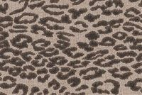 Lacefield Designs CHEETAH STEEL Print Upholstery And Drapery Fabric