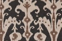 Lacefield Designs CASBAH MINK Ikat Print Upholstery And Drapery Fabric