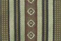 6199911 LOS CHRISTOS DDR-23 BARK Stripe Jacquard Upholstery And Drapery Fabric
