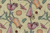 6219911 CHEERS SAND Tapestry Upholstery Fabric