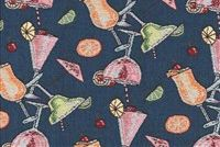6219912 CHEERS CURACAO Tapestry Fabric