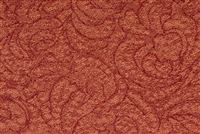 6221712 MILTON ORANGE SWIRL Jacquard Upholstery Fabric