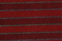 6224113 BURGUNDY Stripe Jacquard Fabric