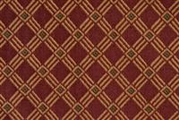 6225315 CROSSWALK GARNET Lattice Jacquard Fabric