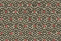 6251513 CANTERBURY SAGE Diamond Jacquard Fabric