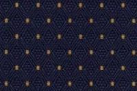 6251519 CANTERBURY NAVY Diamond Jacquard Upholstery Fabric