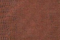 6400313 GAYTOR COPPER Faux Leather Urethane Upholstery Fabric