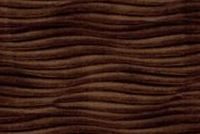6401215 STREAM COCOA Contemporary Velvet Upholstery And Drapery Fabric