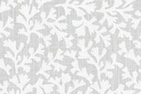 6403014 WOODWARD FRENCH GREY Tropical Print Upholstery And Drapery Fabric