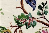 6406611 PLANTATION MULTI Upholstery Fabric