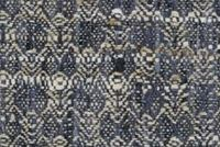 Ellen Degeneres CALVIA DENIM 250662 Diamond Jacquard Upholstery And Drapery Fabric