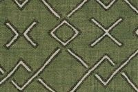 P/K Lifestyles MALIAN GEO FERN 408441 Diamond Linen Blend Upholstery And Drapery Fabric