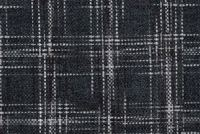 P/K Lifestyles HAMPTON PLAID DOMINO 408200 Plaid Chenille Upholstery And Drapery Fabric