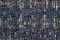 P/K Lifestyles SERI BASKET DENIM 408280 Ikat Jacquard Upholstery And Drapery Fabric