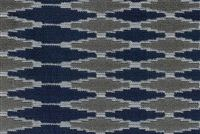 P/K Lifestyles MAGNIFIQUE ATLANTIC 408311 Diamond Velvet Upholstery Fabric