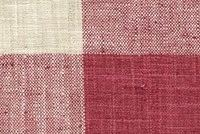 P Kaufmann NEW CHECK PLEASE 528 RASPBERRY Buffalo Check Upholstery And Drapery Fabric